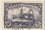 Marshall-Inseln gestempelt 1901/16