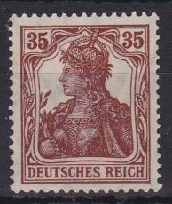 Deutsches Reich Mi.-Nr. 103 b ** gepr.
