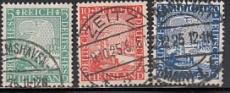 Deutsches Reich Mi.-Nr. 372/4 oo