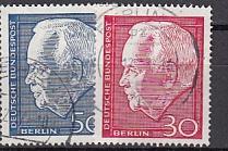 Berlin Mi.-Nr. 314/5 oo