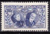 Liechtenstein-Mi.-Nr. 86 **