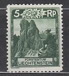 Liechtenstein-Mi.-Nr. 95 A **