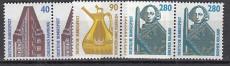 Bund Mi.-Nr. 1379/1381 Paar **