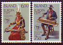 CEPT - Island 1985 **