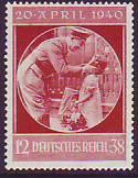 Deutsches Reich Mi.-Nr. 744 **