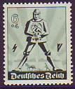 Deutsches Reich Mi.-Nr. 745 **