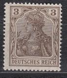 Deutsches Reich Mi.-Nr. 84 II b ** gepr. BPP