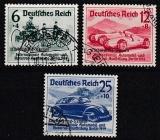 Deutsches Reich Mi.-Nr. 695/97 oo