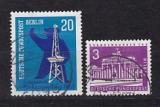 Berlin Jahrgang 1963 gestempelt