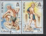 Cept Gibraltar 1981