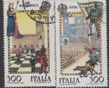 Cept Italien 1981 oo