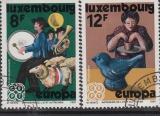 Cept Luxemburg 1981 oo