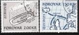Cept Färöer 1982