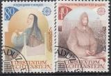 Cept Liechtenstein 1983