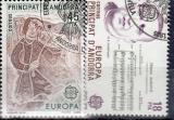 Cept Andorra sp. 1985