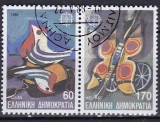 Cept Griechenland A 1989 oo
