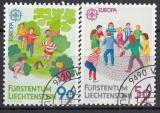 Cept Liechtenstein 1989