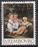 Cept Luxemburg 1989