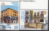 Cept Andorra sp. 1990