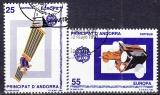 Cept Andorra sp. 1991