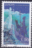 Cept Andorra frz. 1997 oo