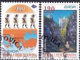 Cept Bosnien 1997 oo