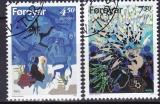 Cept Dänemark Färöer 1997 oo