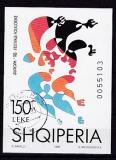 Cept Albanien Bl 1998 oo