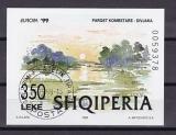 Cept Albanien Block 1999 oo