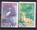 Cept Aserbaidschan 1999 oo