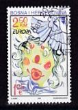 Cept Bosnien 2002 oo