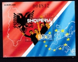 Cept Albanien Block 163  2006 oo