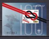 Cept Albanien Block  154  2007 oo