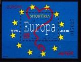 Cept Albanien 2008 Block oo