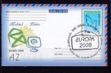 Cept Aserbaidschan 2008 Block 81 oo