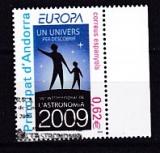 Cept - Andorra sp. 2009 oo