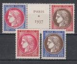 Frankreich-Mi.-Nr. 353/56 **