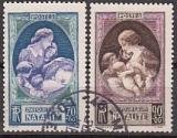 Frankreich Mi.-Nr. 455/56 oo