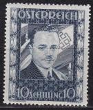 Österreich Mi.-Nr. 588 ** Fotoattest
