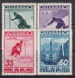 Österreich Mi.-Nr. 623/26 **