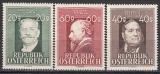 Österreich Mi.-Nr. 855/57 **