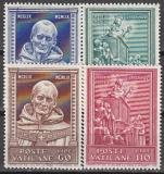 Vatikan Mi.-Nr. 334/37  **
