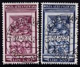 Vatikan Mi.-Nr. 185/86 oo