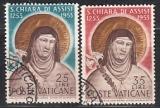 Vatikan Mi.-Nr. 207/08 oo