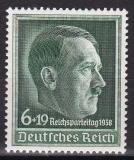 Deutsches Reich Mi.-Nr. 672 y **