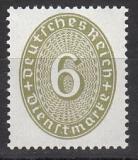 Deutsches Reich Dienst Mi.-Nr. 128 X **