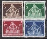 Deutsches Reich Mi.-Nr. 617/20 **