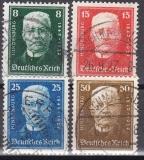 Deutsches Reich Mi.-Nr. 403/6 oo