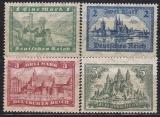 Deutsches Reich Mi.-Nr. 364/67 **