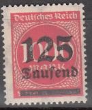 Deutsches Reich Mi.-Nr. 291 b ** gepr.